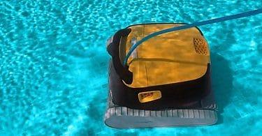 Comparatif pour choisir le meilleur robot de piscine