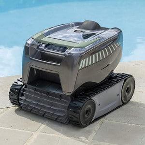 Test et avis sur le robot de piscine Zodiac AT32050 TornaX